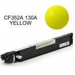HP kompatibel Yellow CF352A Toner 130A