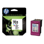 HP Color Inkjet Cartridge No.703 (CD888AE)