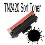 Brother TN2420 Kompatibel toner (TN-2420)    3000 sider